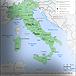 Сокращения названий итальянский провинций